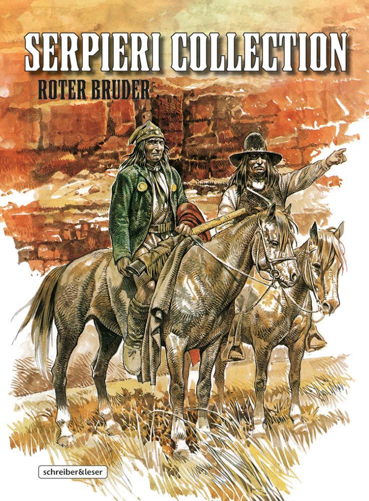 Serpieri Collection (Western) Roter Bruder