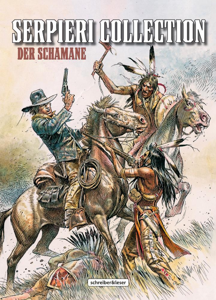 Serpieri Collection (Western) Der Schamane