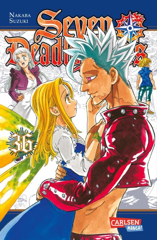 Seven Deadly Sins Band 36