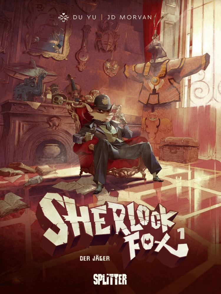 Sherlock Fox   1: Der Jäger