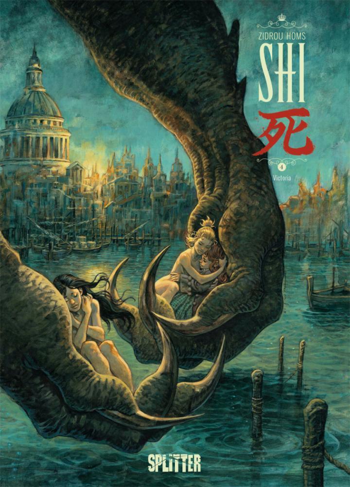 SHI 4: Victoria