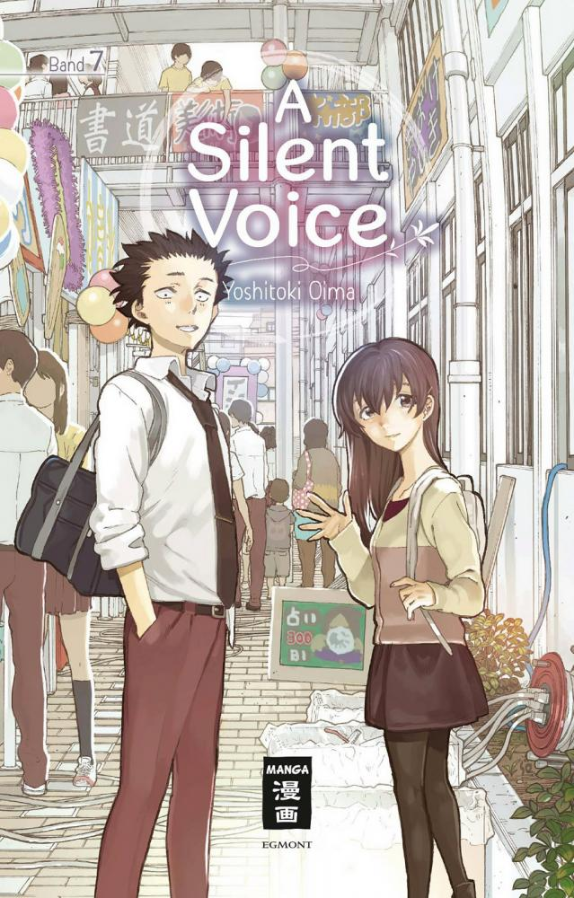 Silent Voice Band 7