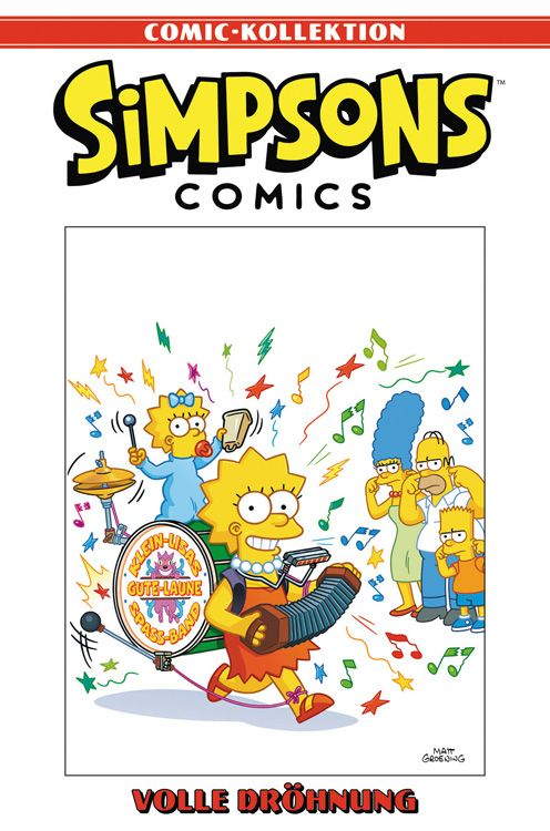 Simpsons Comic-Kollektion 19: Volle Dröhnung