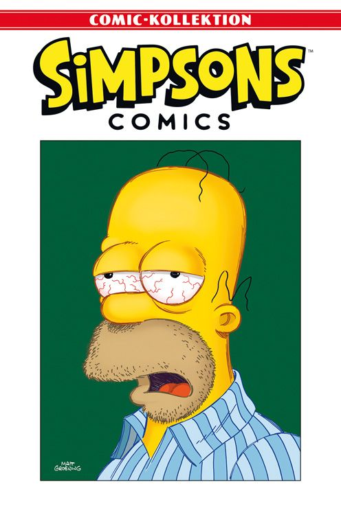 Simpsons Comic-Kollektion 2: Traummänner