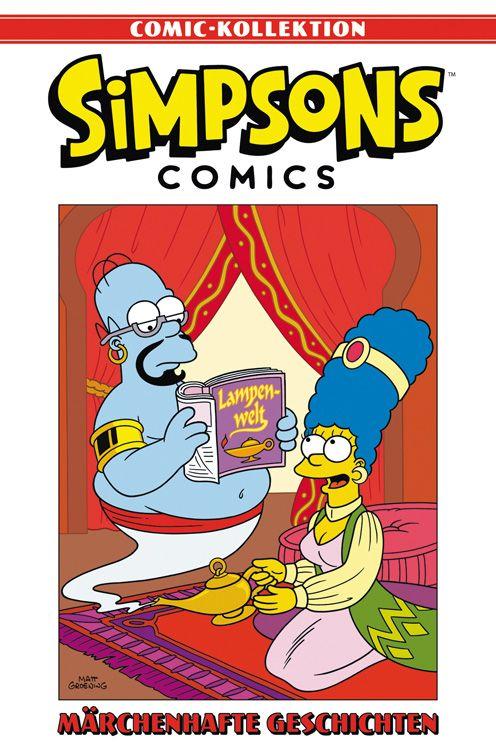Simpsons Comic-Kollektion 26: Märchenhafte Geschichten