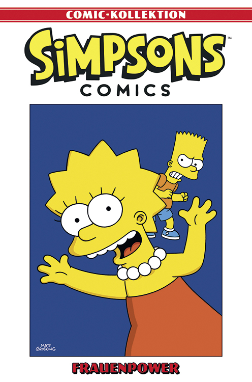 Simpsons Comic-Kollektion 44: Frauenpower