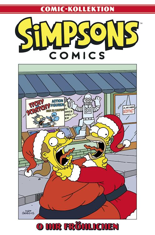 Simpsons Comic-Kollektion 46: O Ihr Fröhlichen