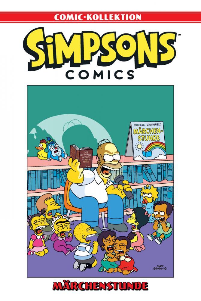 Simpsons Comic-Kollektion 65: Märchenstunde
