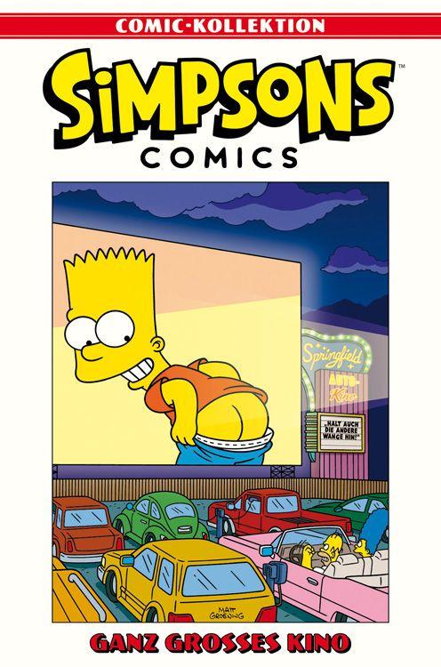 Simpsons Comic-Kollektion 9: Ganz großes Kino