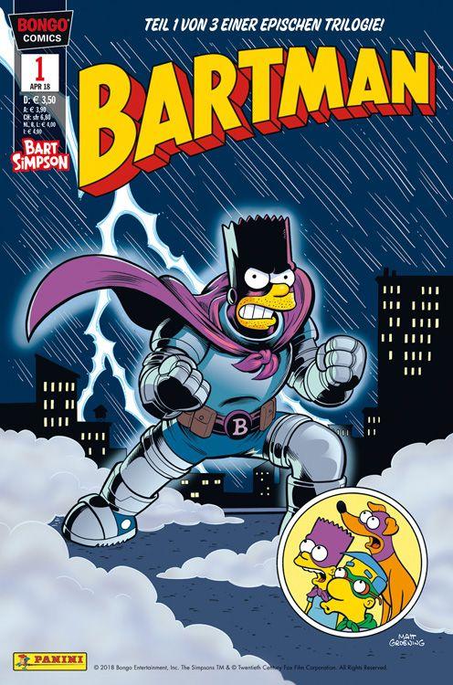 Bartman (Simpsons Comics präsentiert) 1