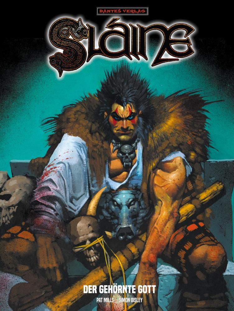 Slaine 6: Der gehörnte Gott (Hardcover)
