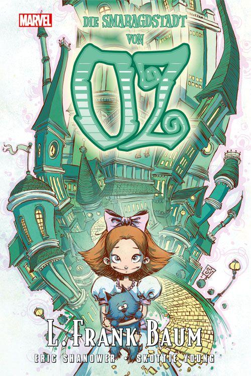 Smaragdstadt von Oz