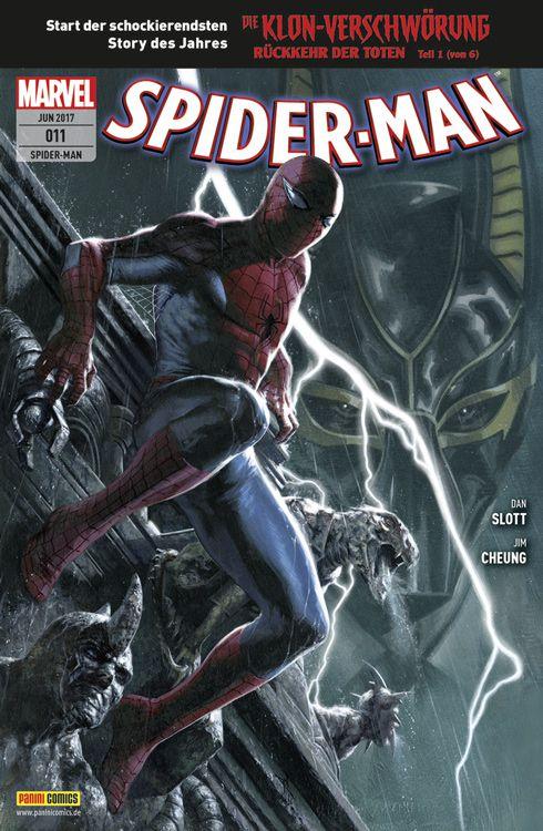 Spider-Man (2016) 11