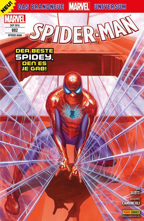 Spider-Man (2016) 2
