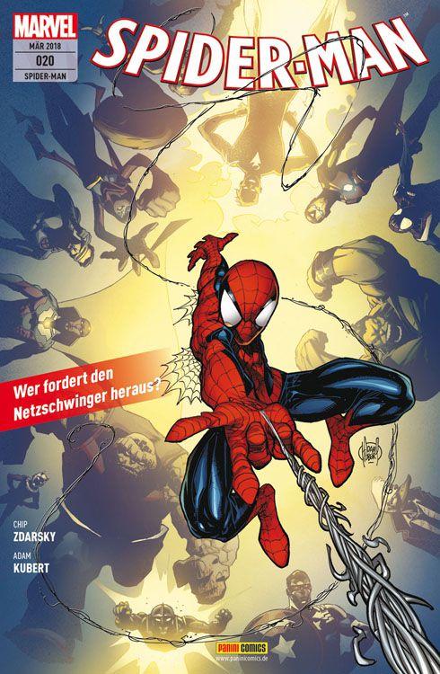 Spider-Man (2016) 20