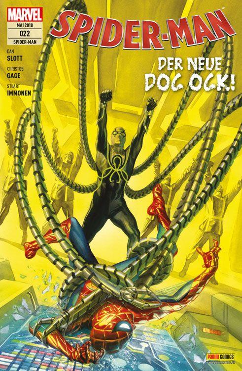 Spider-Man (2016) 22