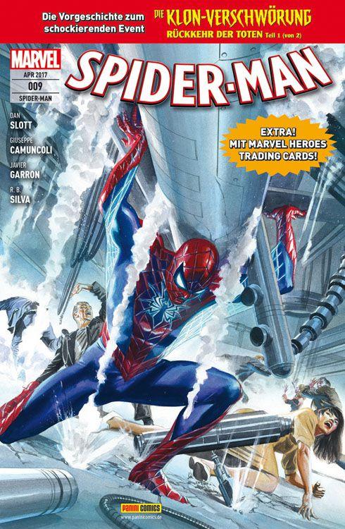 Spider-Man (2016) 9
