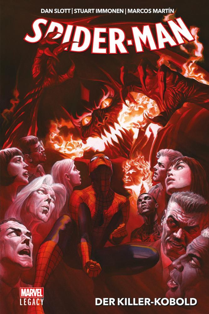 Spider-Man (Marvel Legacy) 2: Der Killer-Kobold (Hardcover)