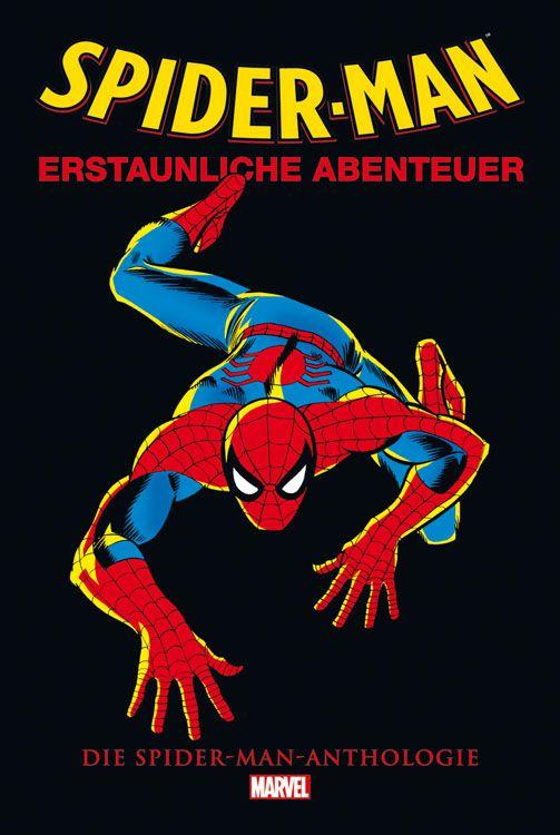 Spider-Man: Erstaunliche Abenteuer - Die Spider-Man Anthologie