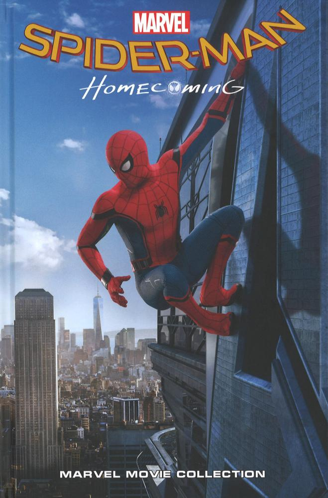 Spider-Man: Homecoming (Marvel Movie Collection)