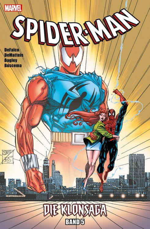 Spider-Man: Die Klonsaga Band 5