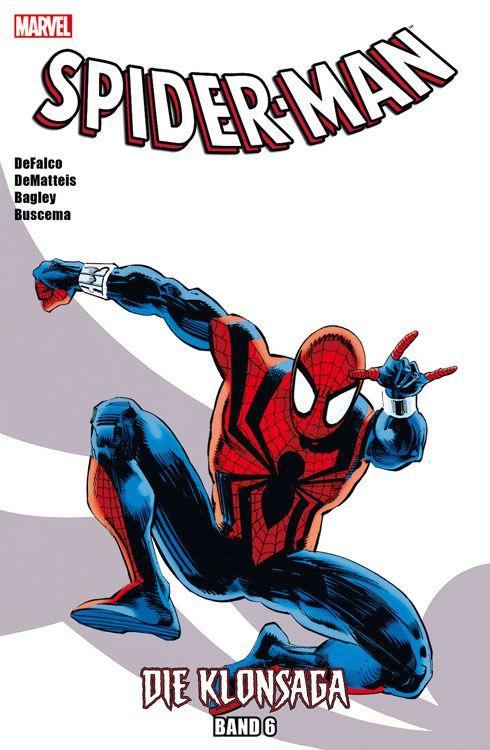 Spider-Man: Die Klonsaga Band 6