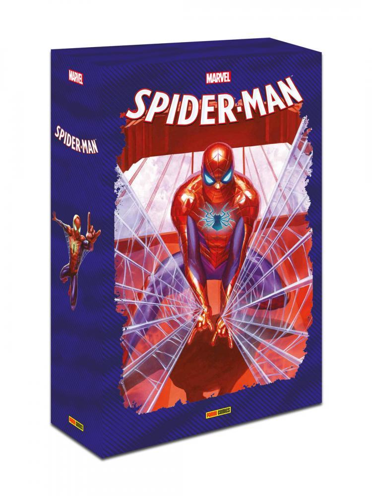 Spider-Man (2016) Sammelschuber (inkl. eines Heftes)