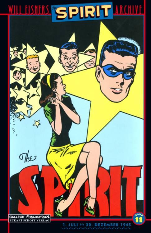 Spirit Archive 11: Juli bis Dezember 1945 (Vorzugsausgabe)