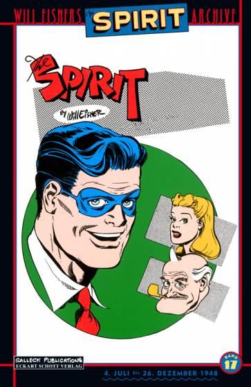 Spirit Archive 17: Juli bis Dezember 1948