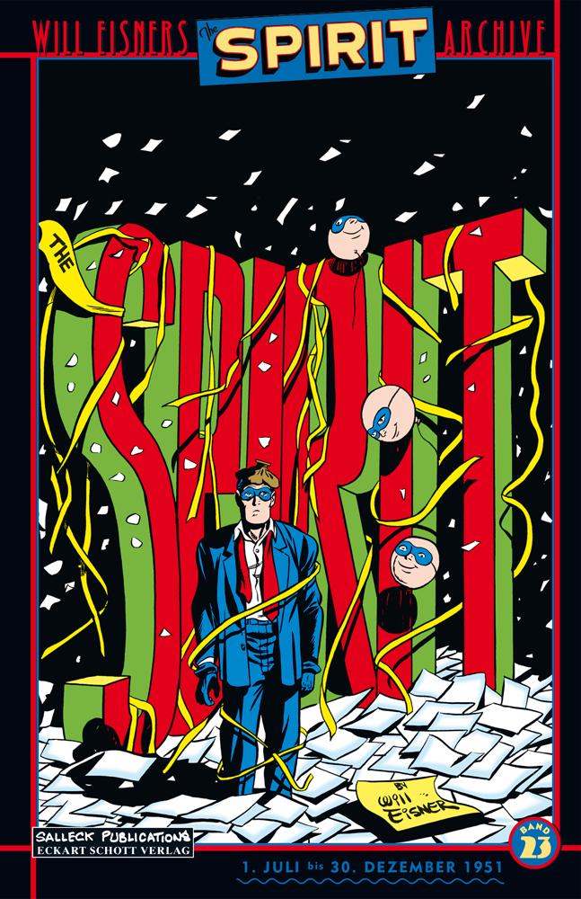 Spirit Archive 23: Juli bis Dezember 1951 (Vorzugsausgabe)