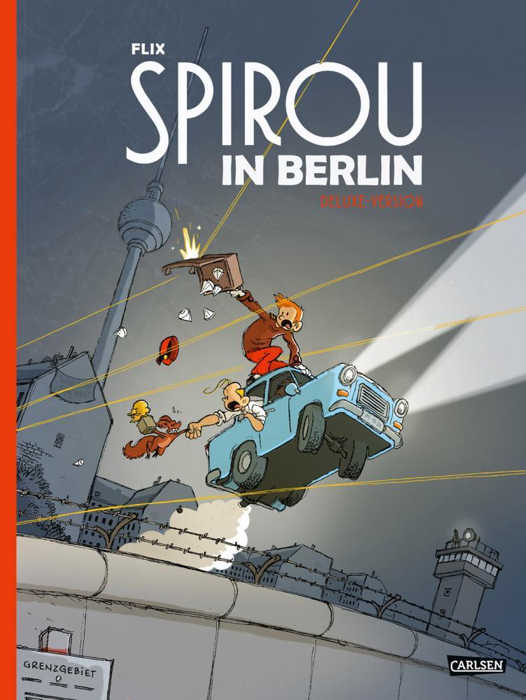 Spirou in Berlin (Deluxe-Version)