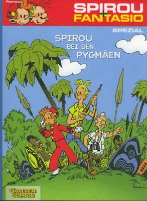 Spirou und Fantasio Spezial Spirou bei den Pygmäen