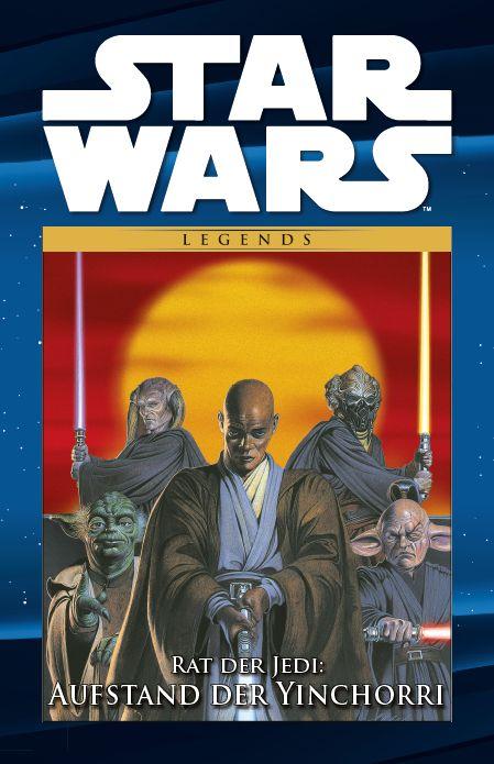 Star Wars Comic-Kollektion 95: Jedi Council: Aufstand der Yinchorri