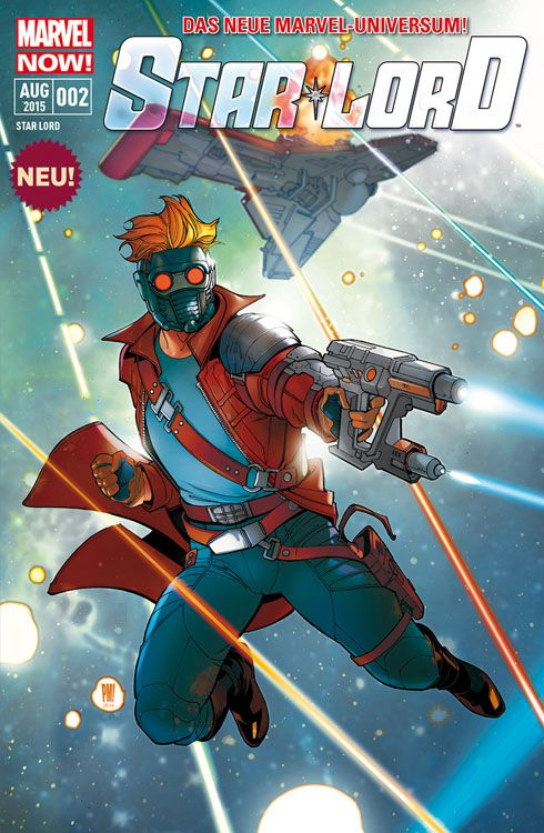 Star-Lord Band 2