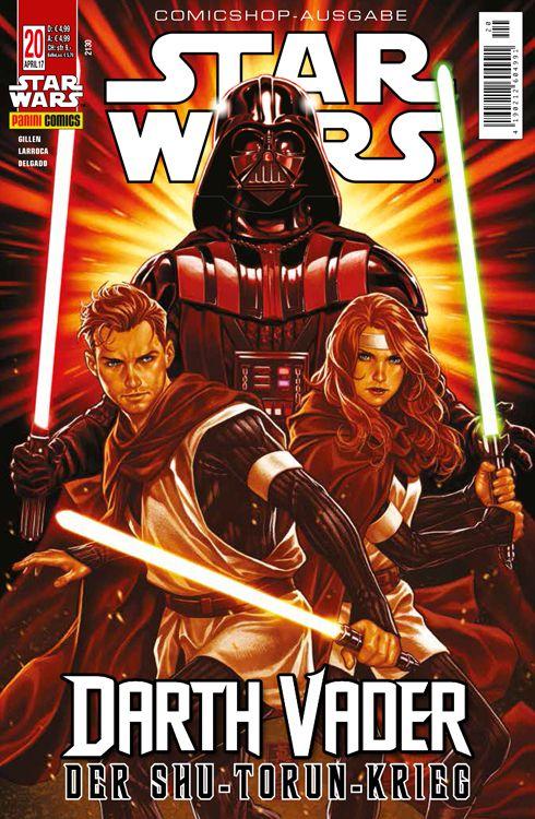 Star Wars 20 (Comicshop-Ausgabe)