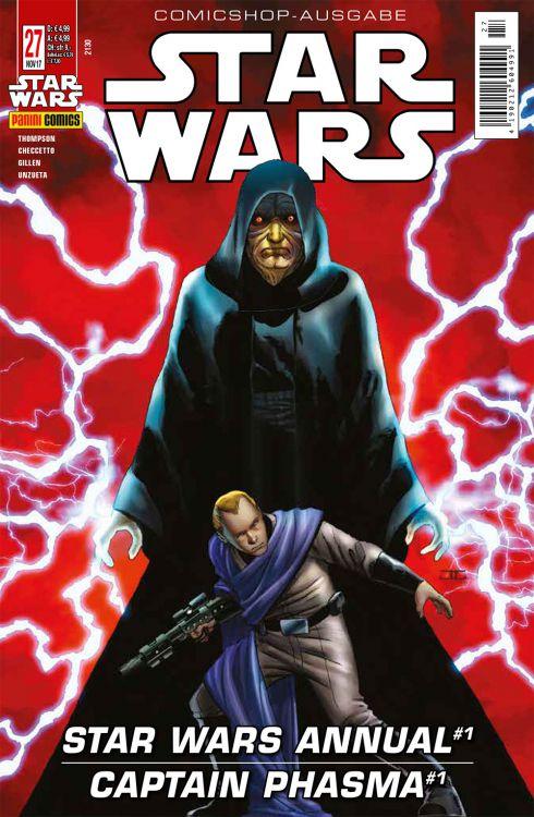 Star Wars 27 (Comicshop-Ausgabe)