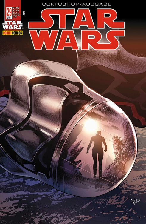 Star Wars 29 (Comicshop-Ausgabe)