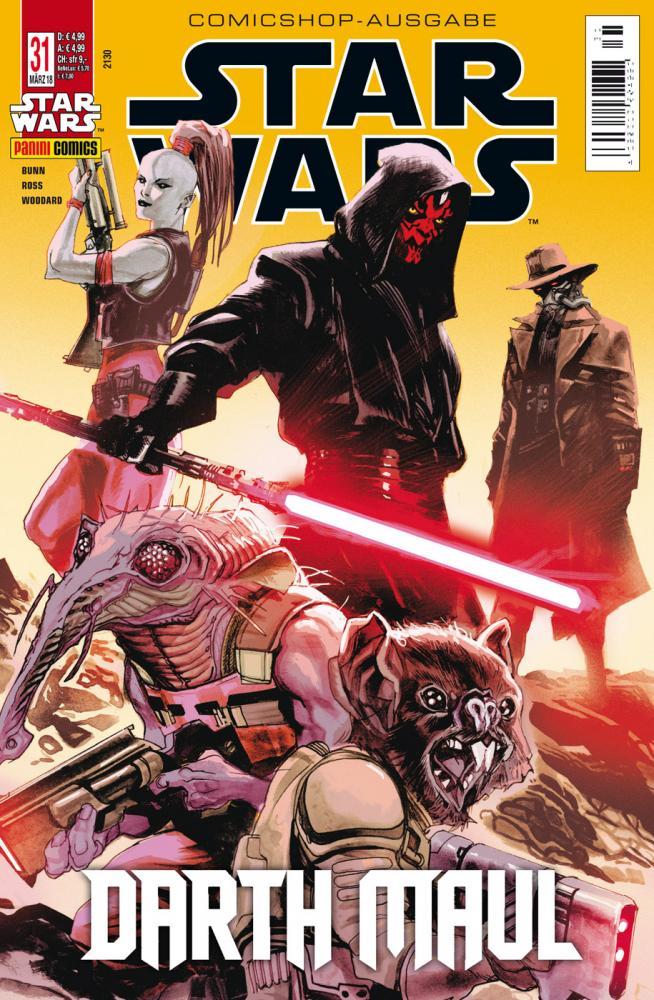 Star Wars 31 (Comicshop-Ausgabe)