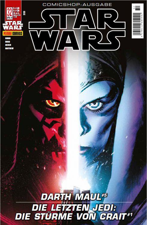 Star Wars 32 (Comicshop-Ausgabe)