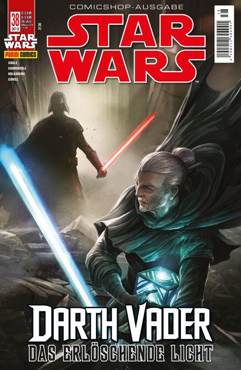 Star Wars 38 (Comicshop-Ausgabe)