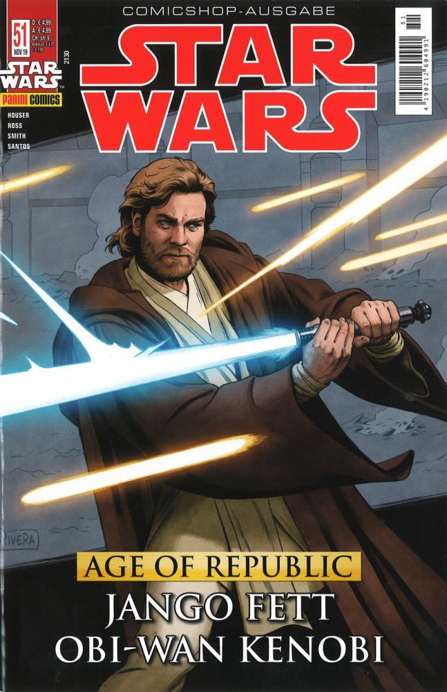 Star Wars 51 (Comicshop-Ausgabe)