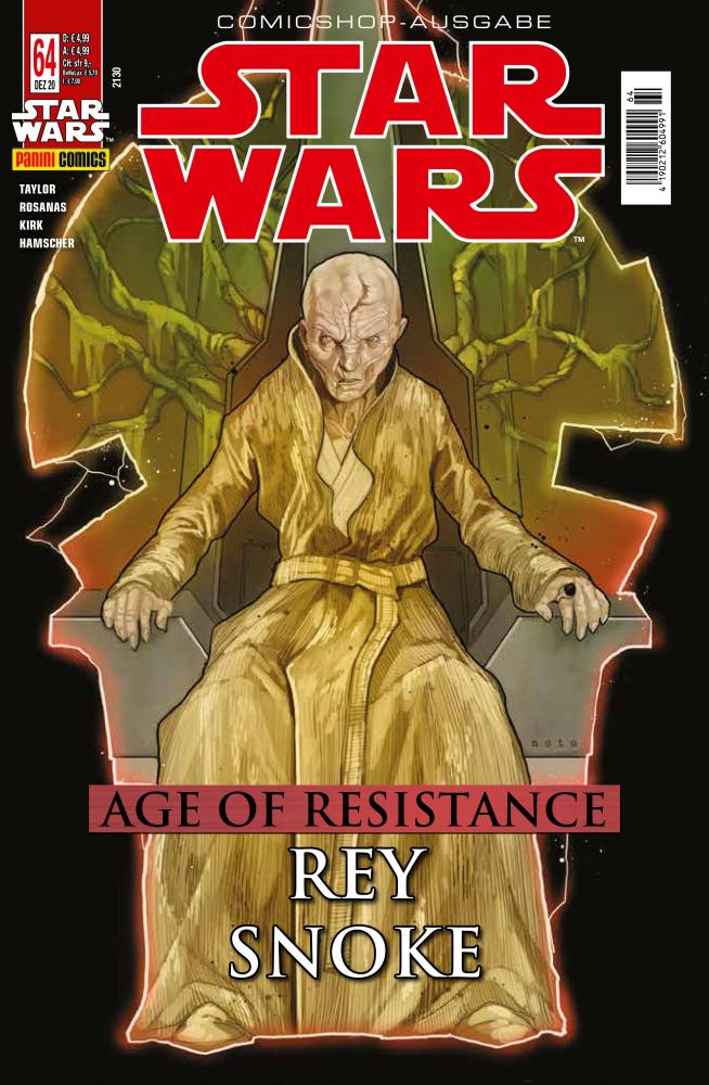 Star Wars 64 (Comicshop-Ausgabe)