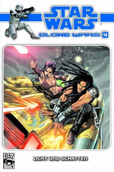 Star Wars: Clone Wars 4: Licht und Schatten