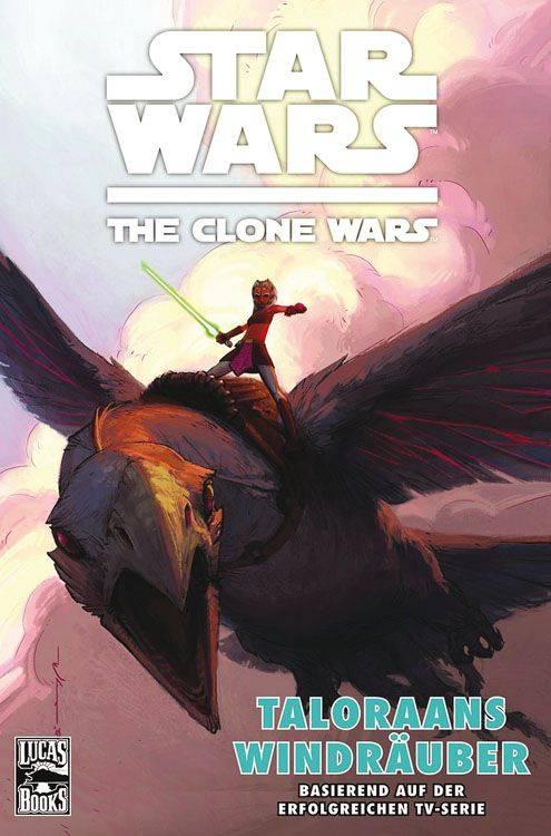 Star Wars - The Clone Wars 4: Taloraans Windräuber