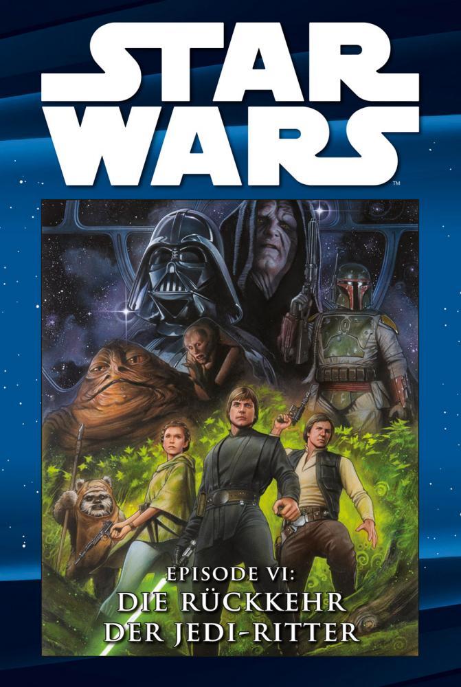 Star Wars Comic-Kollektion 13: Episode VI - Die Rückkehr der Jedi-Ritter