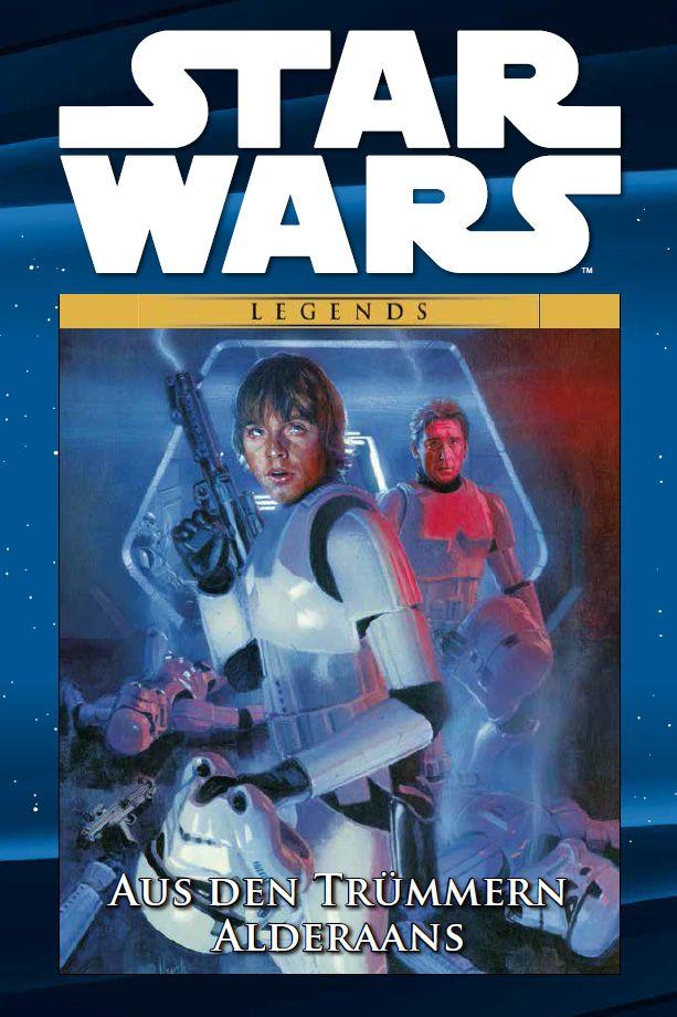 Star Wars Comic-Kollektion 27: Aus den Trümmern Alderaans