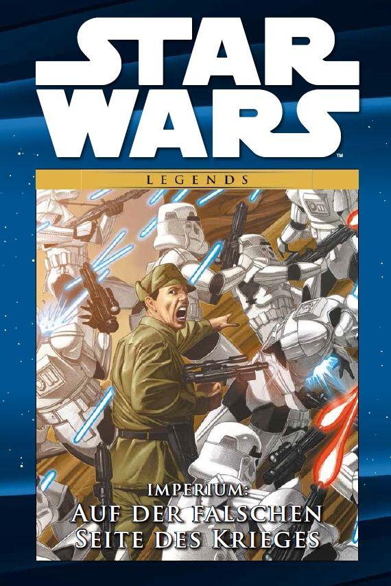 Star Wars Comic-Kollektion 30: Imperium: Auf der falschen Seite des Krieges