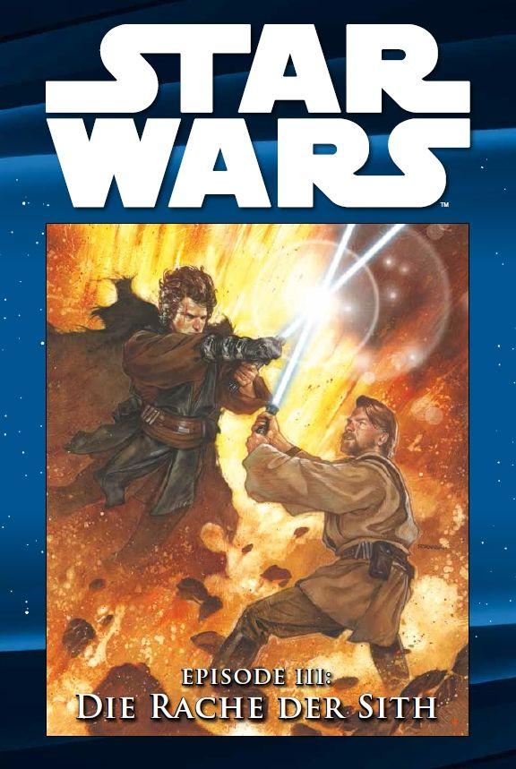 Star Wars Comic-Kollektion 32: Episode III: Die Rache der Sith