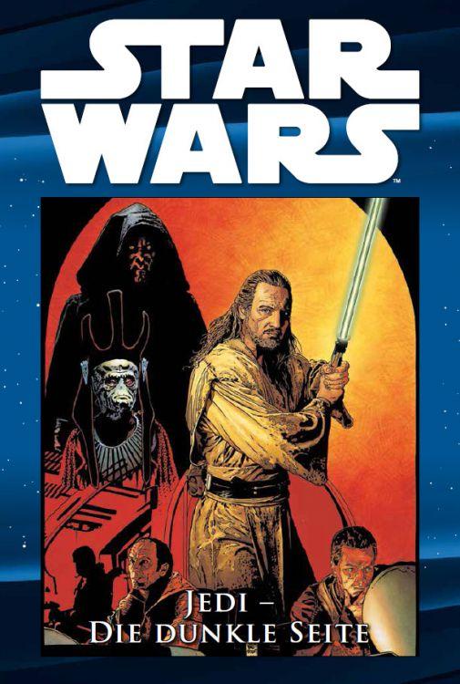 Star Wars Comic-Kollektion 34: Jedi: Die dunkle Seite