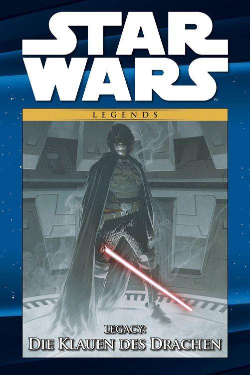 Star Wars Comic-Kollektion 42: Legacy: Die Klauen des Drachen